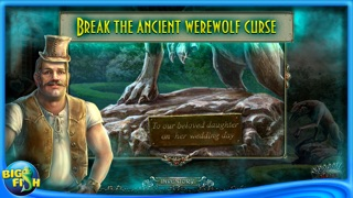 Shadow Wolf Mysteries: Cursed Wedding - A Hidden Object Adventure-3