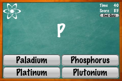 Chemistry genius periodic table flash cards by funvid apps llc chemistry genius periodic table flash cards urtaz Choice Image