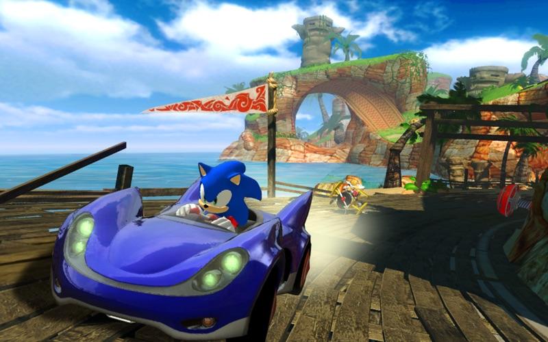 800x500bb 2017年11月22日Macアプリセール 3Dソニックカート・レーシングゲームアプリ「Sonic & SEGA All Stars Racing」が値下げ!