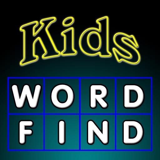 KidsWordfind iOS App