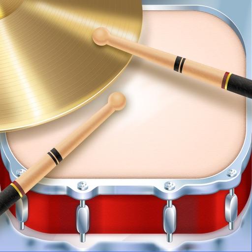 Touch Drum Set iOS App