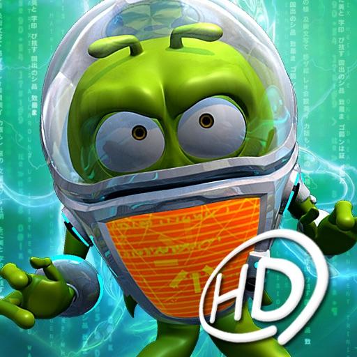会说话的外星人 Talking Al the Alien HD【模仿娱乐】