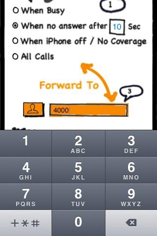 Call Divert screenshot 3