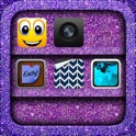 Glitter LUXE Wallpapers icon