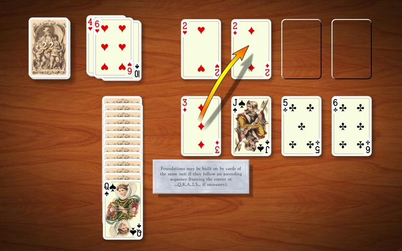 Screenshot #5 for Solitaire City™ (Deluxe)