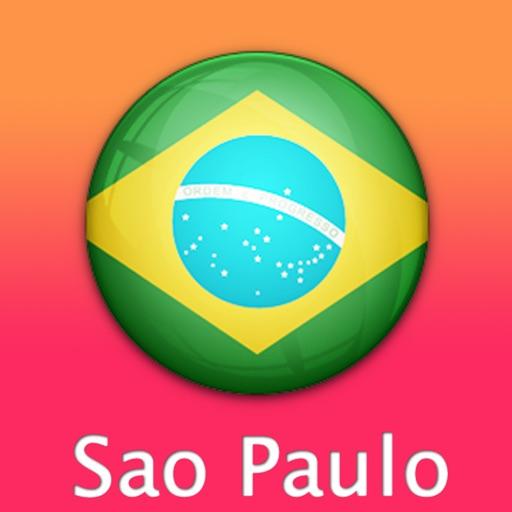 圣保罗自由行地图 (Sao Paulo)