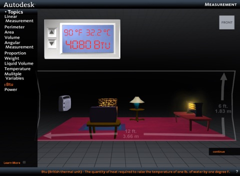 Autodesk  Digital STEAM Measurement screenshot 1