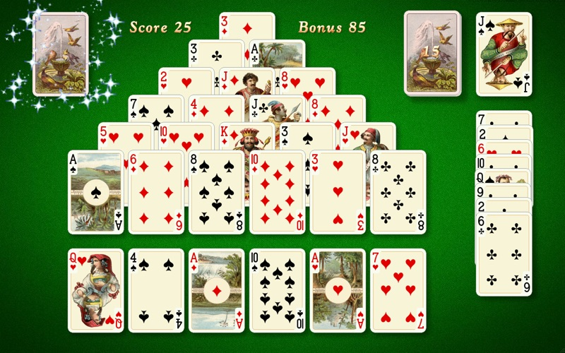 Screenshot #2 for Solitaire City™ (Deluxe)