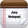 Scott Falbo - Jury Notepad  artwork