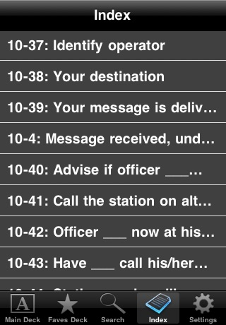 download Police Scanner Codes apps 1