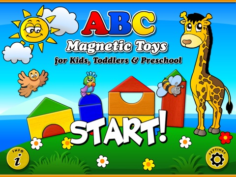 Abby Monkey - Magnetic Toys screenshot 2