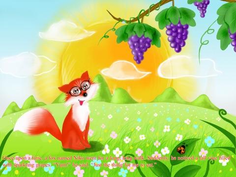 FoxAndGrapes screenshot 2