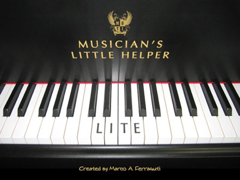 Musician's Little Helper HD LITE screenshot 4