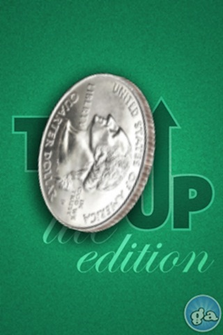 Toss-Up FREE - 3D Coin Flipping screenshot 3