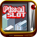 8 Bit Pixel Casino Game - Play Lucky 777 Slots and Las Vegas Blackjack