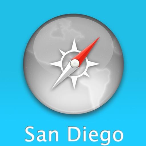 圣地亚哥自由行地图 (San Diego)