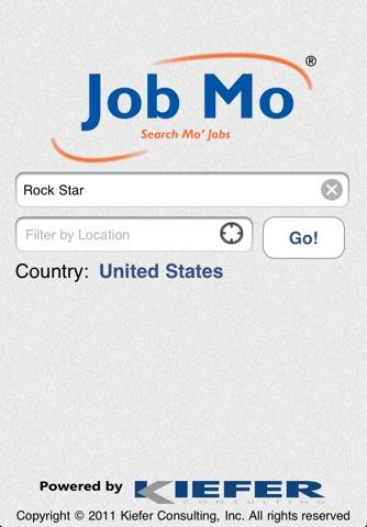 JobMo screenshot 1