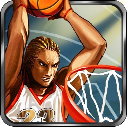 投篮游戏:Basketball Toss HD