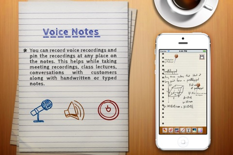 Voice Notes. screenshot 4