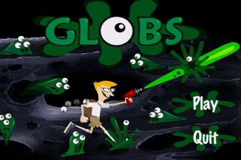 Globs screenshot 1