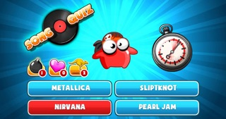 Screenshots of Song Quiz, Guess Radio Music Game for iPhone