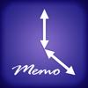 計測メモ for iPad