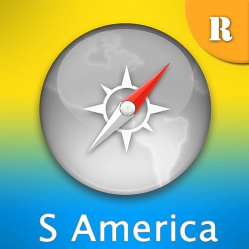 南美旅游大全 (巴西/阿根廷/秘鲁/智利/哥伦比亚等10国)