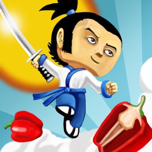 Veggie Samurai: Uprising【切蔬菜续篇—攀爬切切】