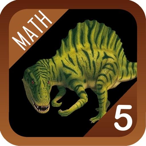 Math Quest Quiz - Fifth Grade iOS App
