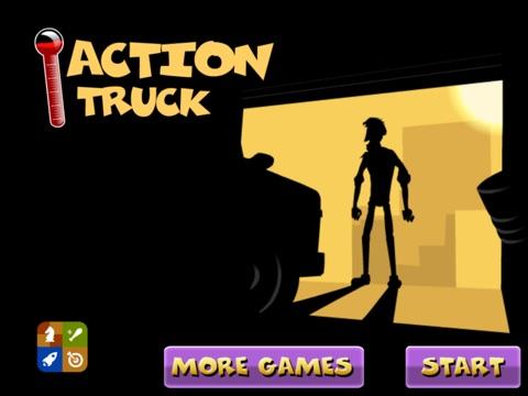 Action Truck Racer на iPad