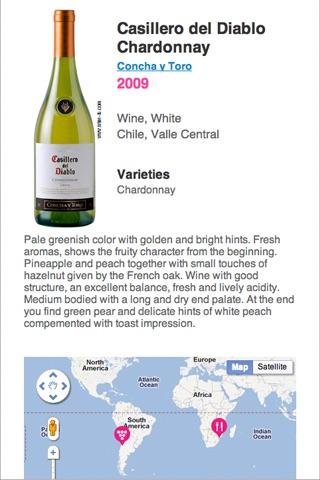 Wine-is Finder Скриншоты4