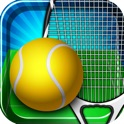 Partido de tenis juego Point abrir juego gratis - A Game Point Tennis Match Open Free Game icon