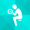 Instant Arms Trainer : 100+ arm exercises and workouts for free,  quick mobile personal trainer, on-the-go, home, office, travel powered by Fitness Buddy and Instant Heart Rate
