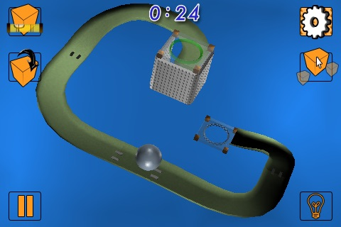 Cube Maze screenshot 2