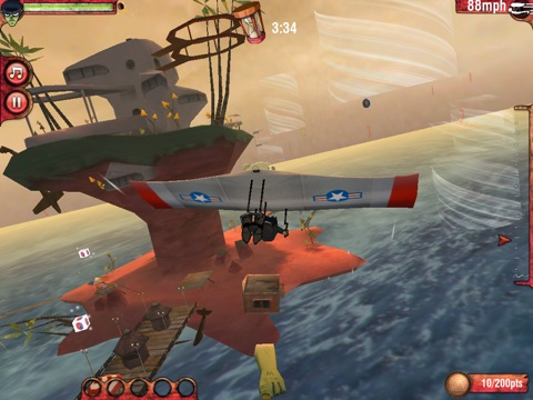 Gorillaz - Escape to Plastic Beach for iPad screenshot 1
