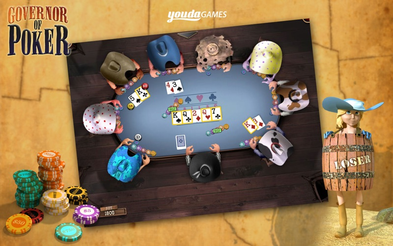 Governor of Poker Screenshots
