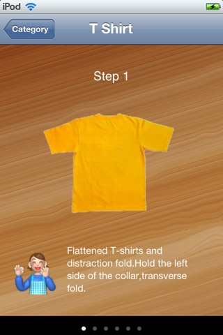 How to Fold Clothes Lite screenshot 3