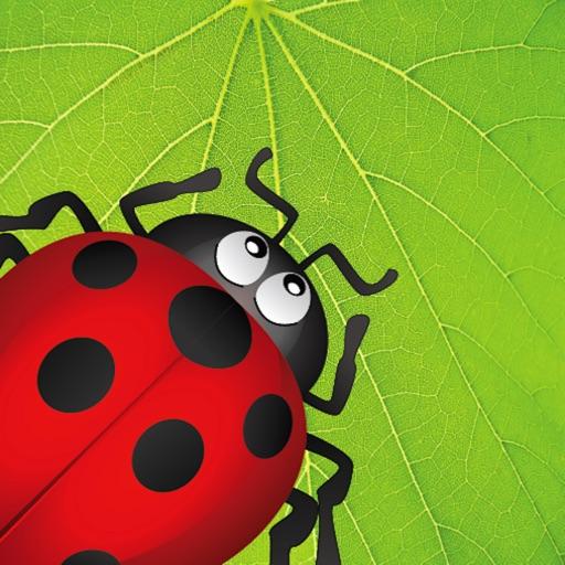 Ladybug Munch iOS App