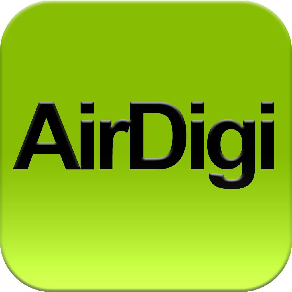 airdigi admin on the app store