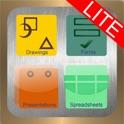 PowerDocs Lite (Google Docs™ Client) icon