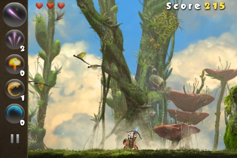 Arno the Hunter Screenshot