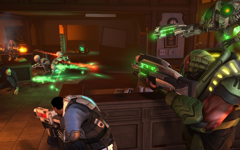 XCOM Enemy Unknown - Elite Edition Screenshot