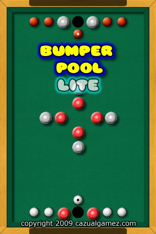 Bumper Pool Lite screenshot 1