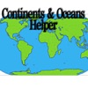 Continents & Oceans Helper