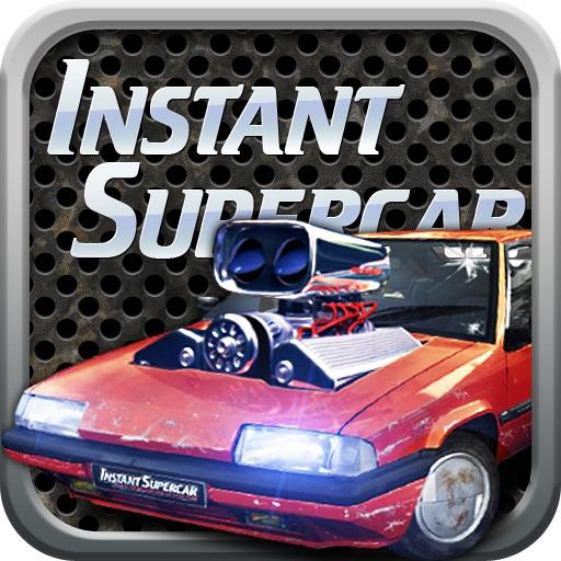 Instant Supercar iOS App