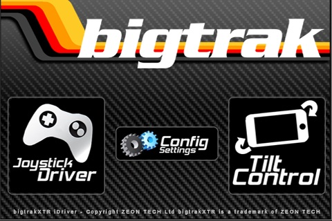 bigtrakXTR iDriver screenshot 2