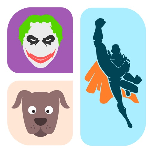 Best Icon Character Trivia Quiz - a game to guess what's the secret pop cartoon comic and celeb pic! iOS App