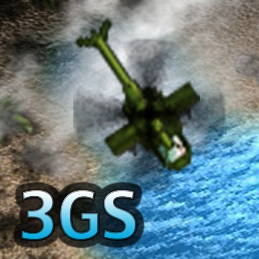 蓝天争霸 Blue Skies 3GS【火爆飞行射击】