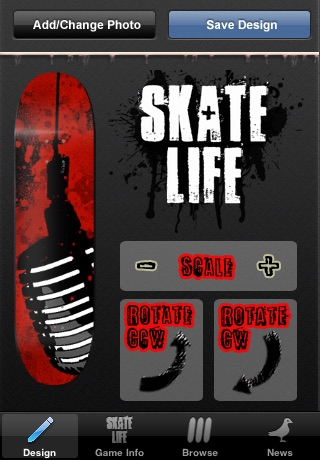 Skate Life: Deck Designer screenshot 2
