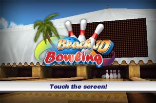Screenshot von Beach Bowling 3D1